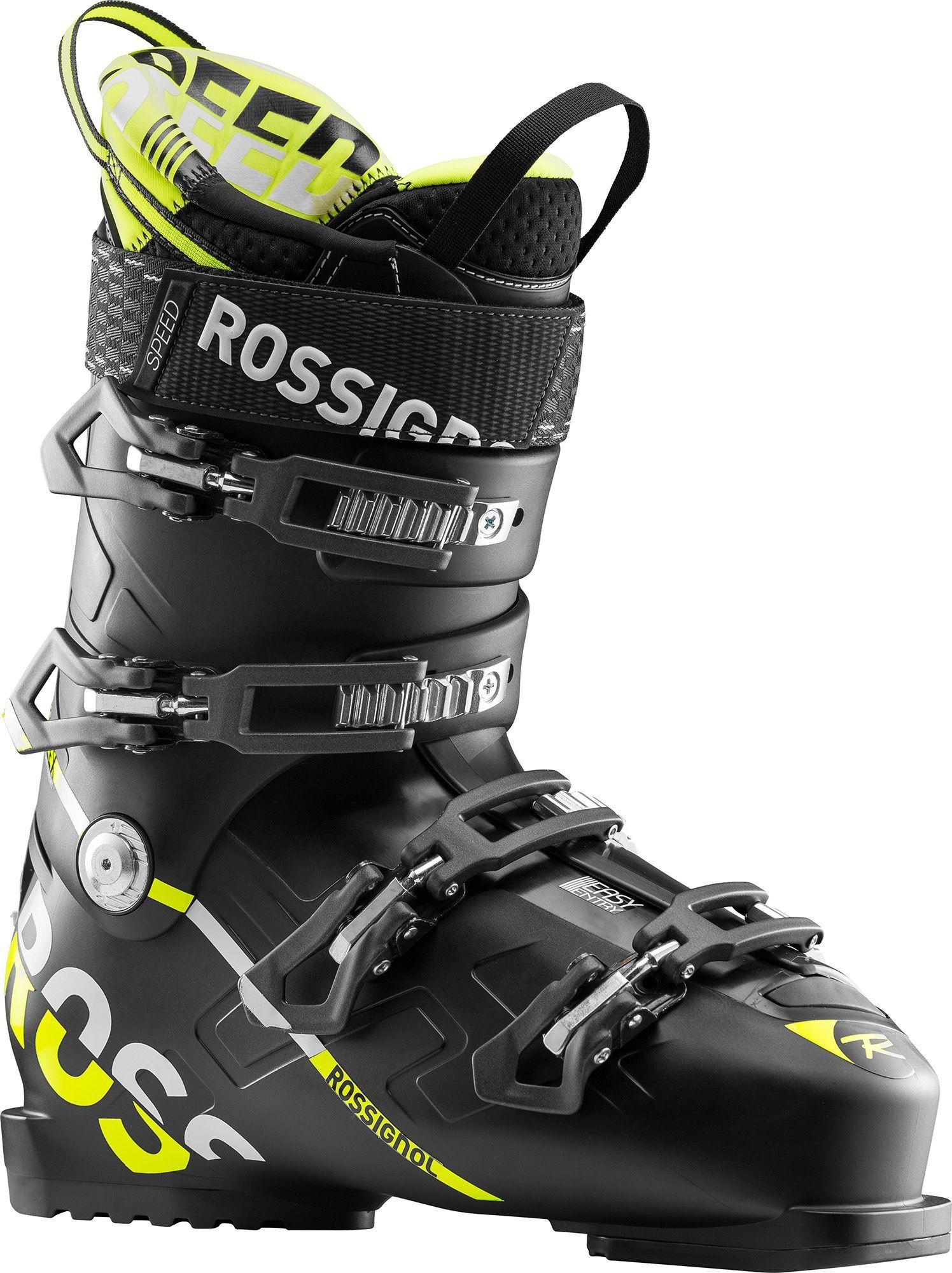 Rossignol ski cipele SPEED 100 - BLACK YELLOW