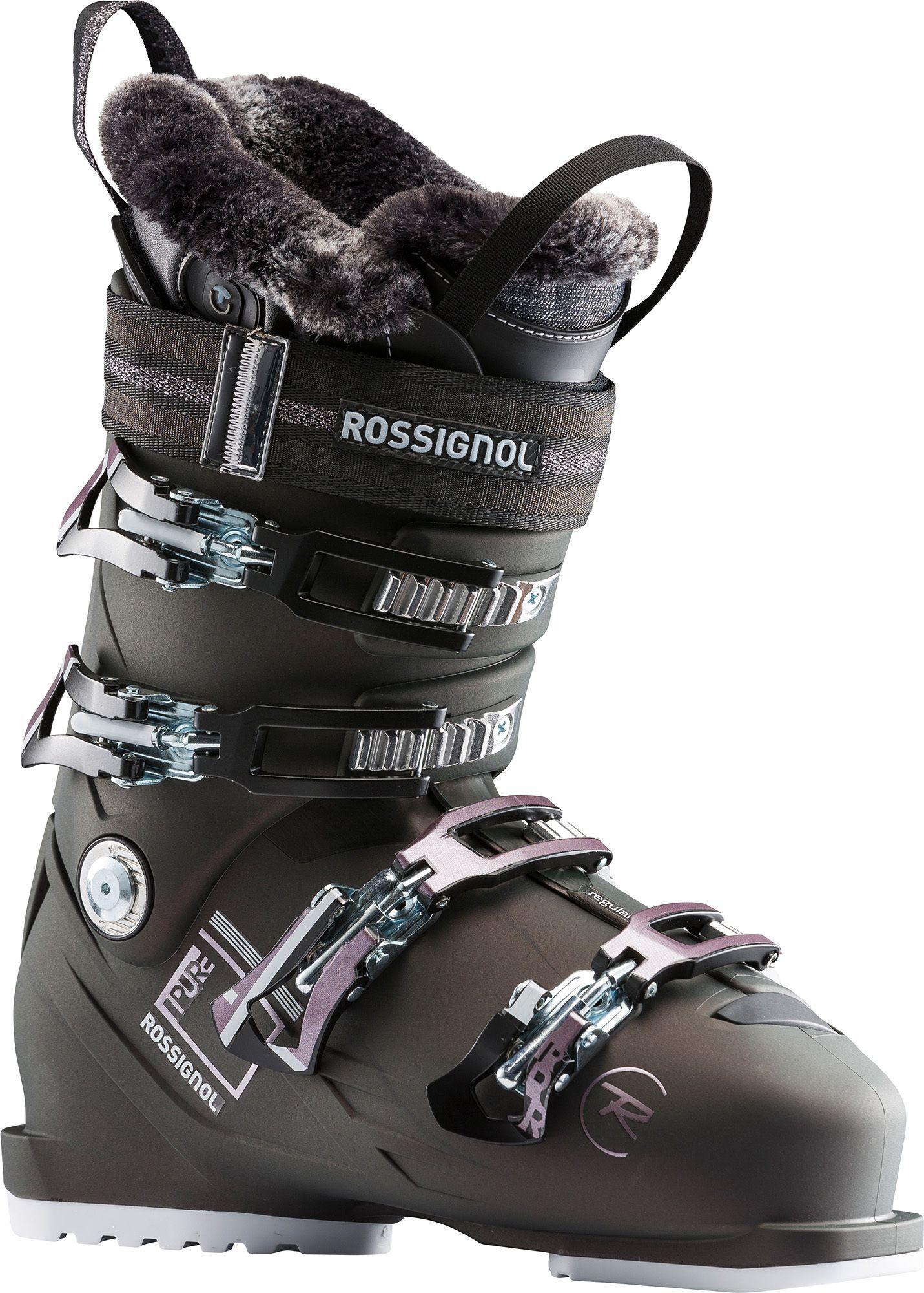 Rossignol ski cipele PURE HEAT - IRIDESCENT BLACK