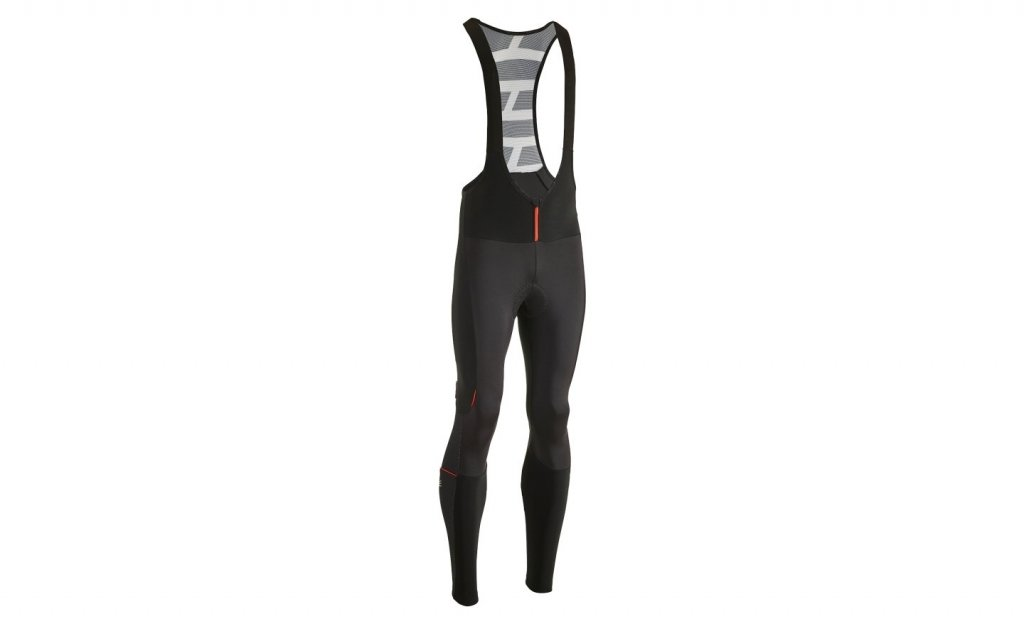 Pantalone S TREGERIMA CUBE ZIMSKE BLACKLINE BLACK/
