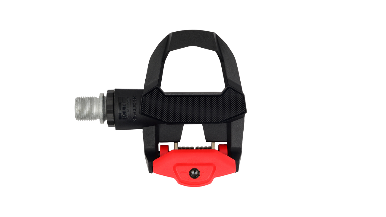 Pedale KEO CLASSIC 3 Black/Red Look