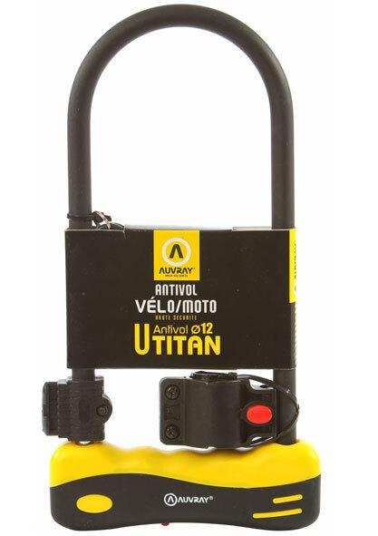 Lokot U-Lock Auvray TITAN 165X320 D.12