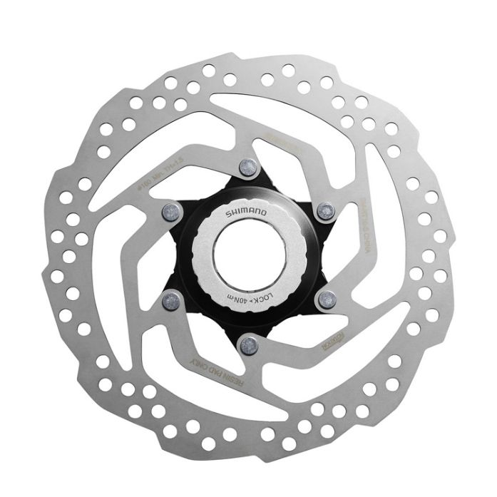 ROTOR SHIMANO SM-RT10-S TOURNEY CL 160MM